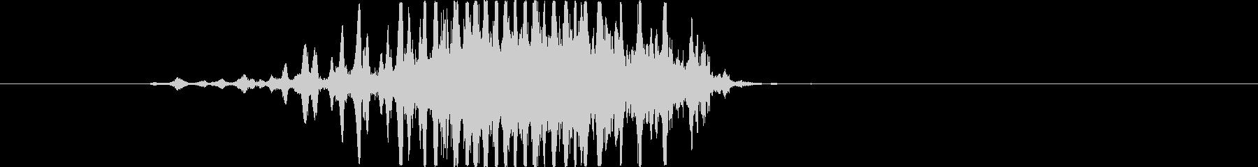 BLEEPSWEEP VERSION 4の未再生の波形