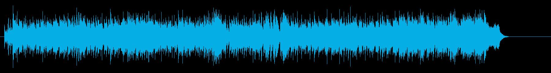 コテンポラリーな中華ポップ/ロックの再生済みの波形