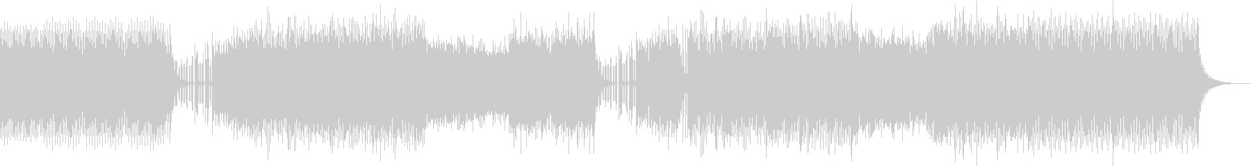 プログレッシブ、エレクトロの未再生の波形