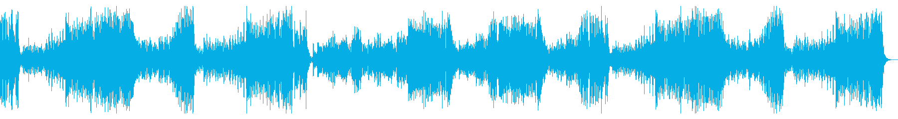 Athletic meet classic Radetzky March's reproduced waveform