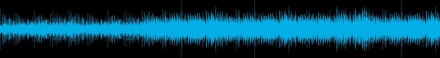 クイズ 考え中 シンキングタイム 迷宮の再生済みの波形