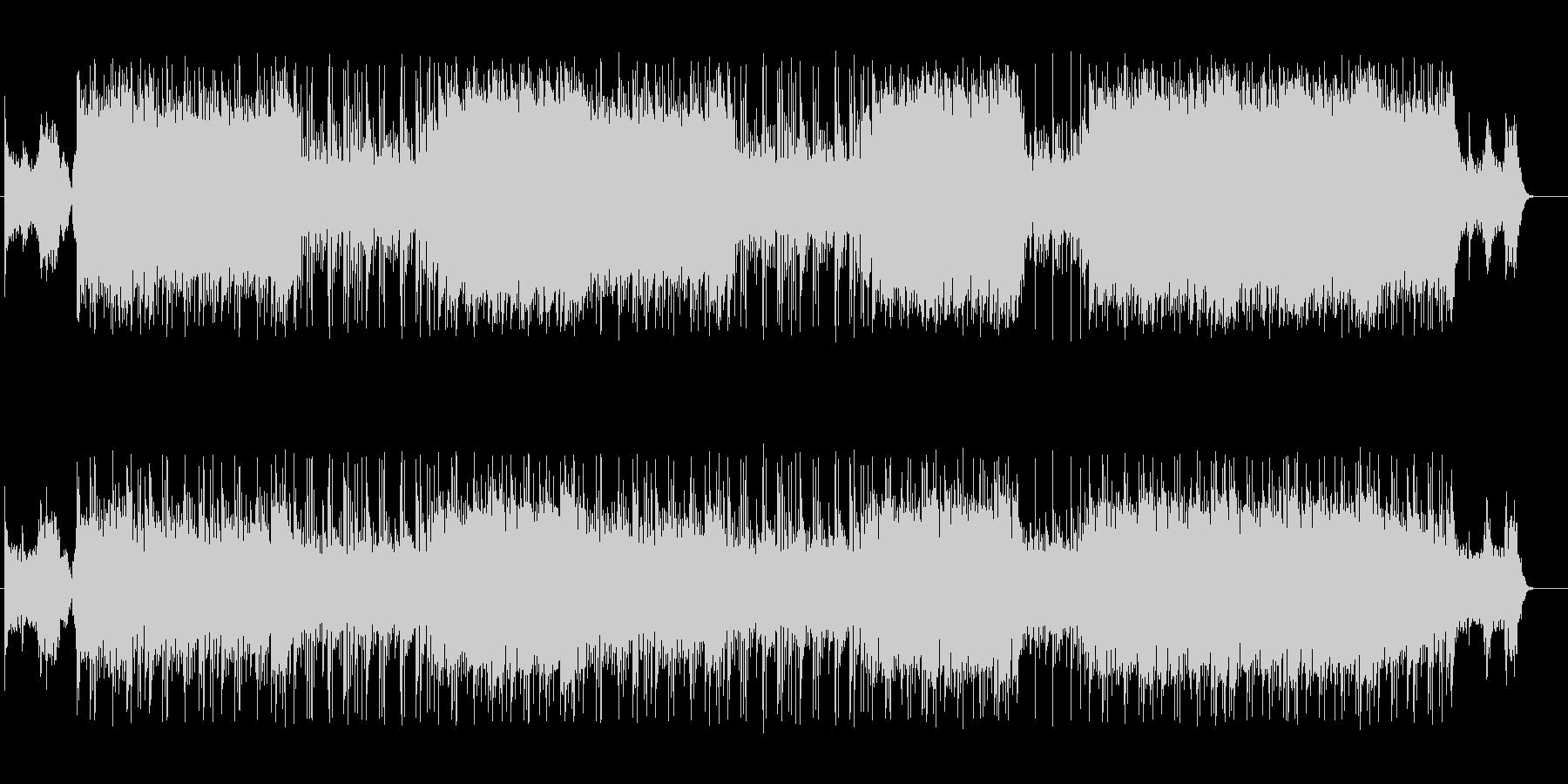 ヒップホップ/ファンタジア/重低音/#3の未再生の波形