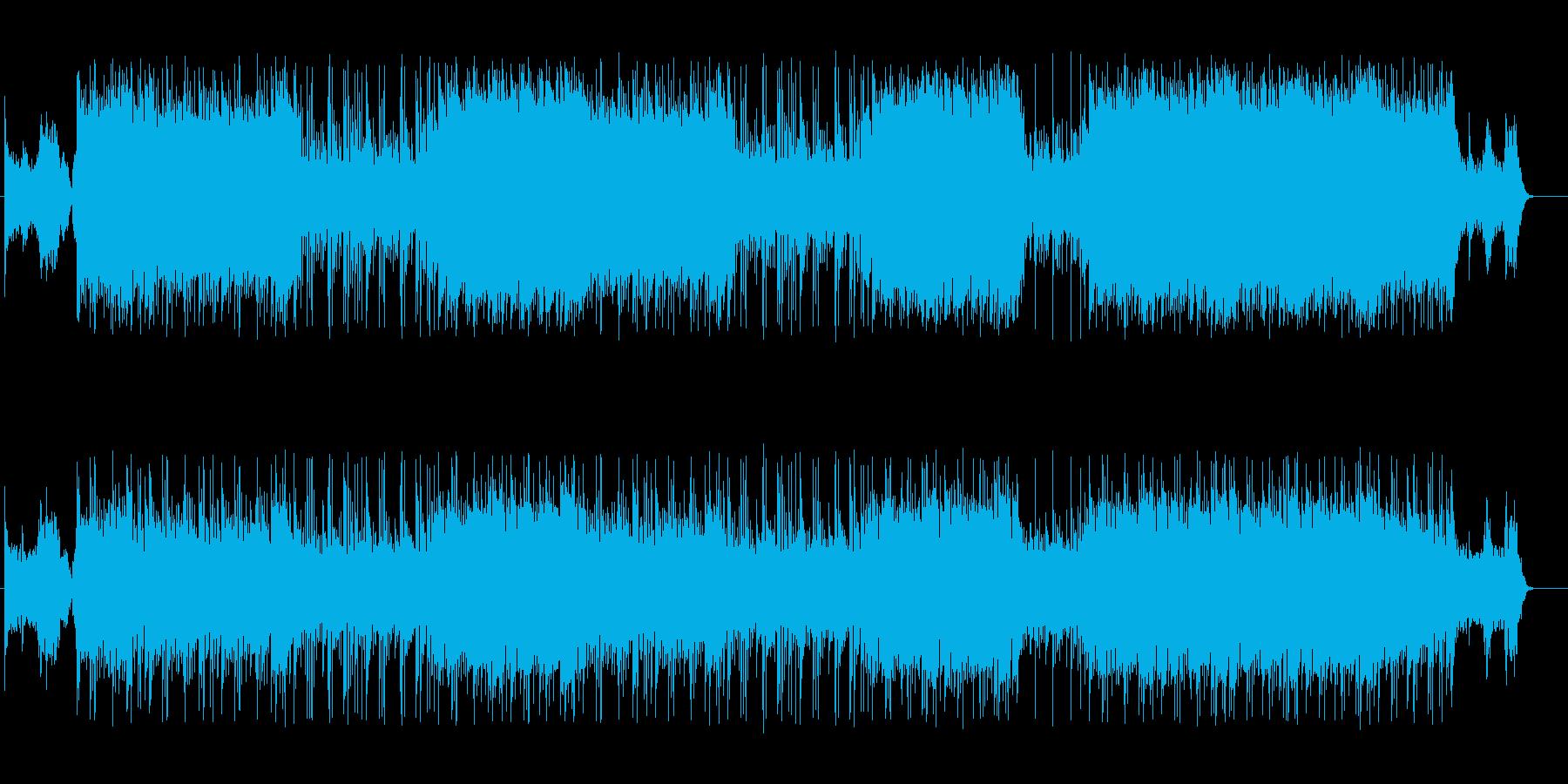 ヒップホップ/ファンタジア/重低音/#3の再生済みの波形