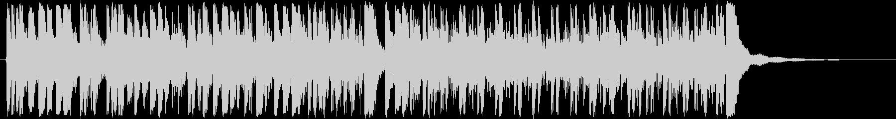 アコースティックドラムセット:地下...の未再生の波形