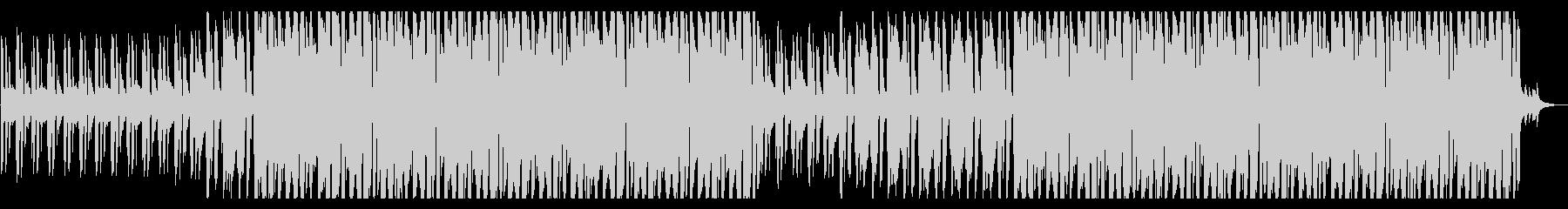 ローファイヒップホップ_No412の未再生の波形
