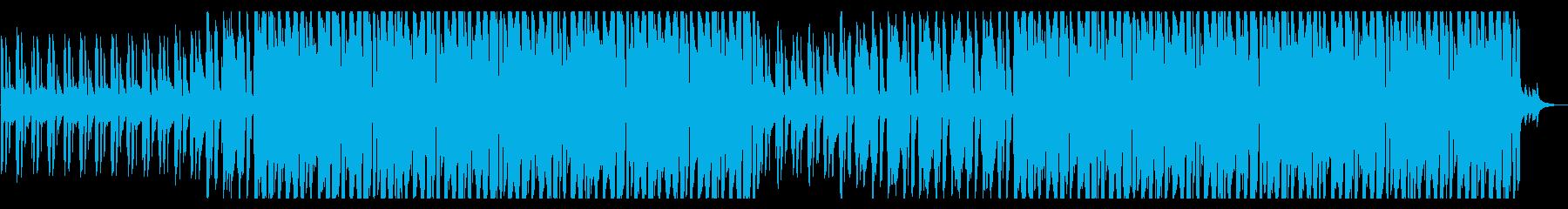 ローファイヒップホップ_No412の再生済みの波形