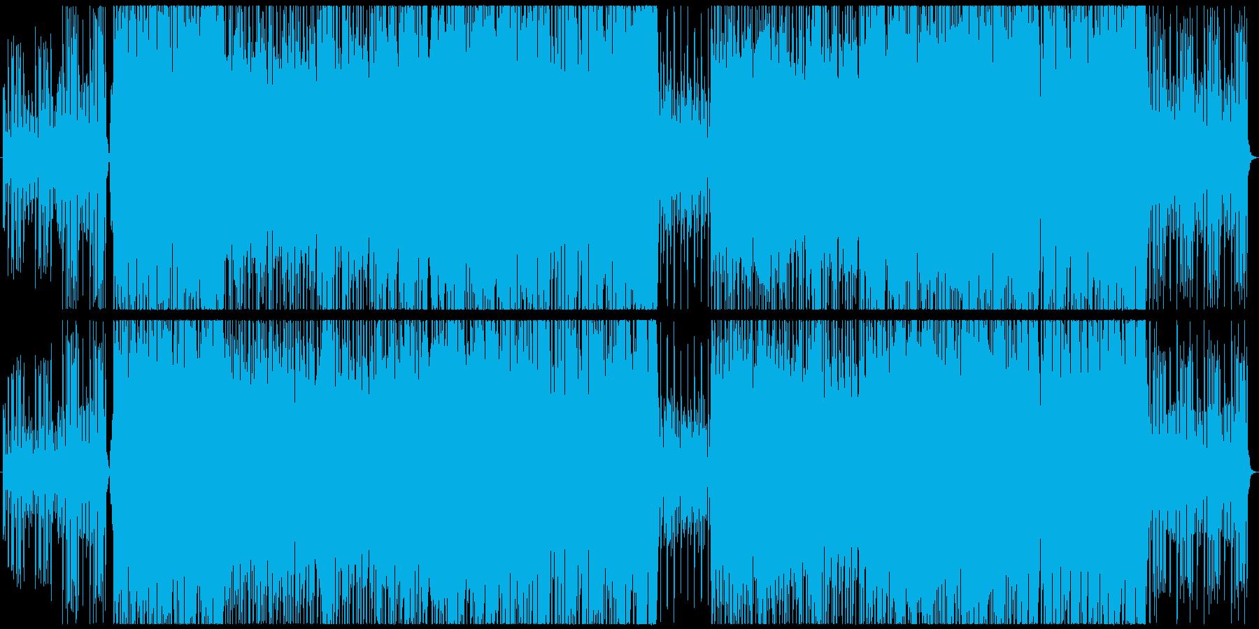優しさ・希望・感動 口笛ピアノ弦ポップスの再生済みの波形