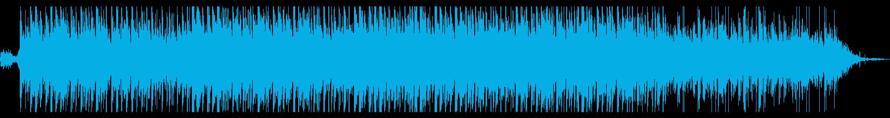 過去を想起させるLo-Fi Beatsの再生済みの波形