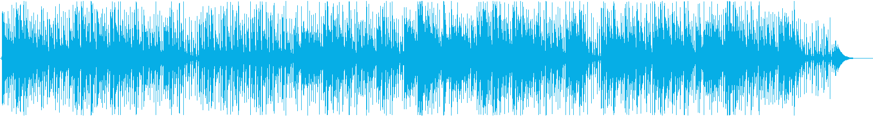 【生演奏】ギターとグロッケンのワルツの再生済みの波形
