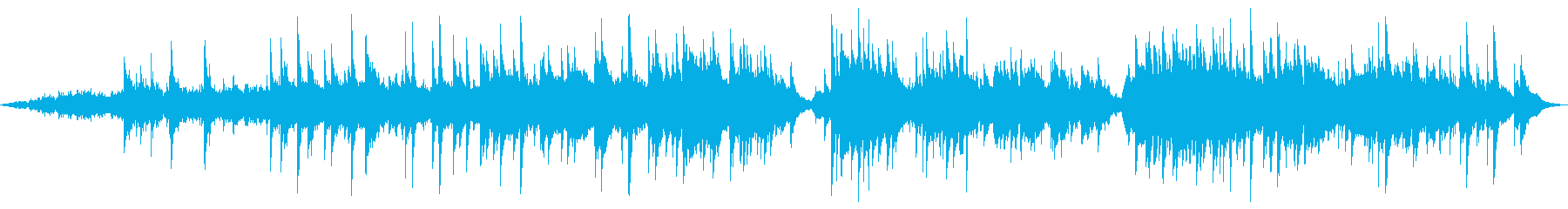 エレクトロニック 静か やる気 ア...の再生済みの波形