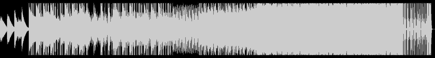 多展開 テクスチャー チェロ シンセの未再生の波形