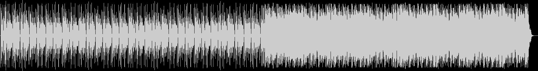 軽快な4つ打ちハウス_No583_3の未再生の波形