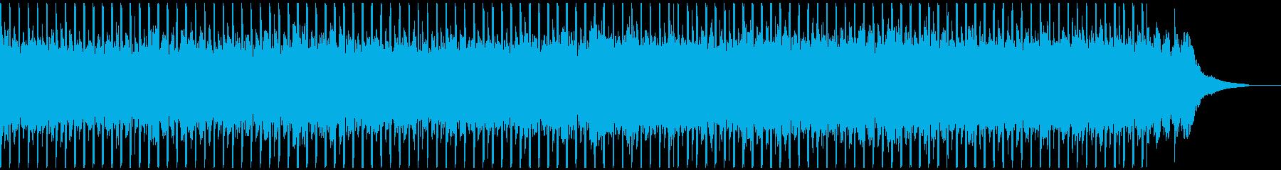 チャンピオンになる(中)の再生済みの波形