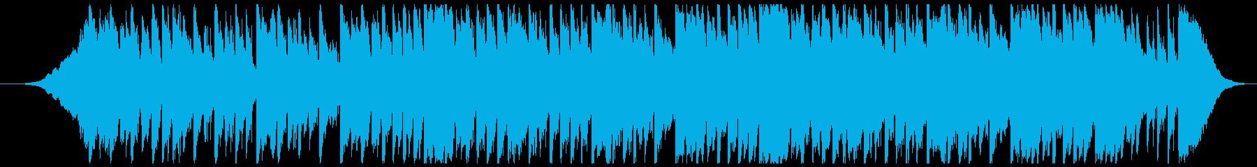 会社の事業プレゼン用トラック-30秒の再生済みの波形