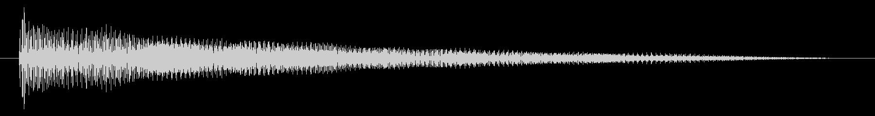 プァーン(ギター系)の未再生の波形