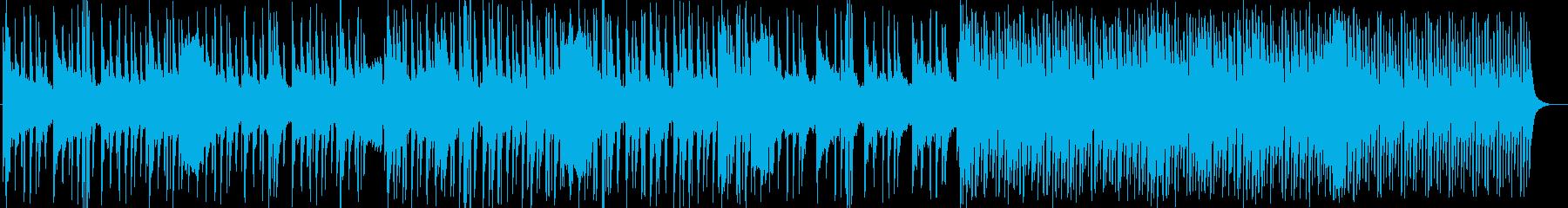 雰囲気のあるセクシーなchillの再生済みの波形