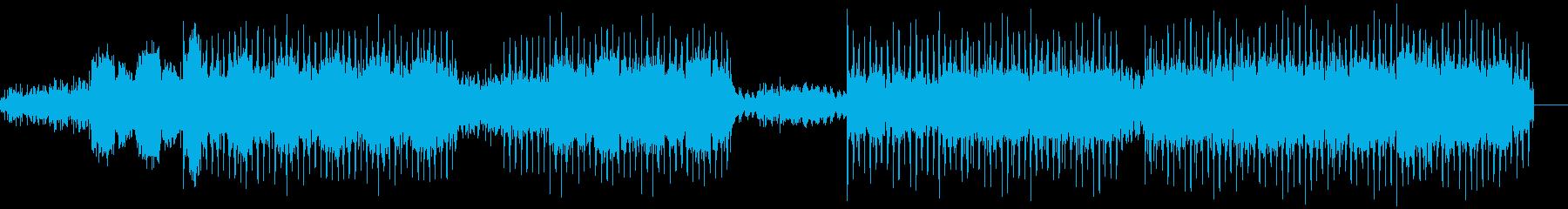 映画トレーラー サスペンス シリアスの再生済みの波形