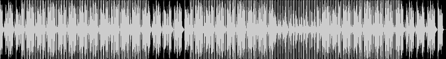 穏やか LOFI HIPHOPの未再生の波形