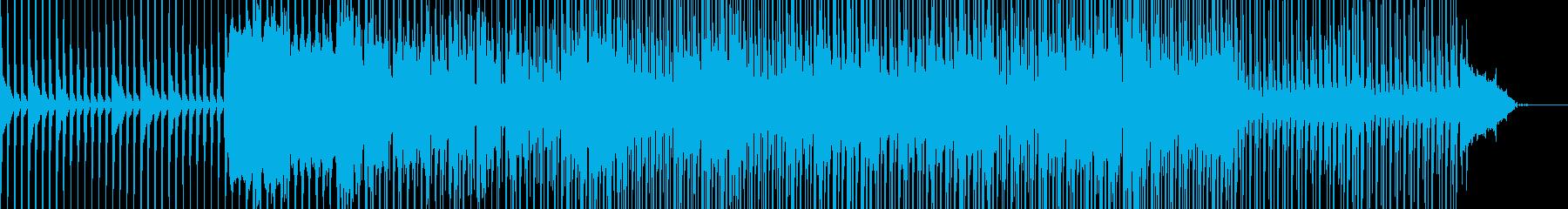 アンビエント ゆっくり 魅惑 透明...の再生済みの波形