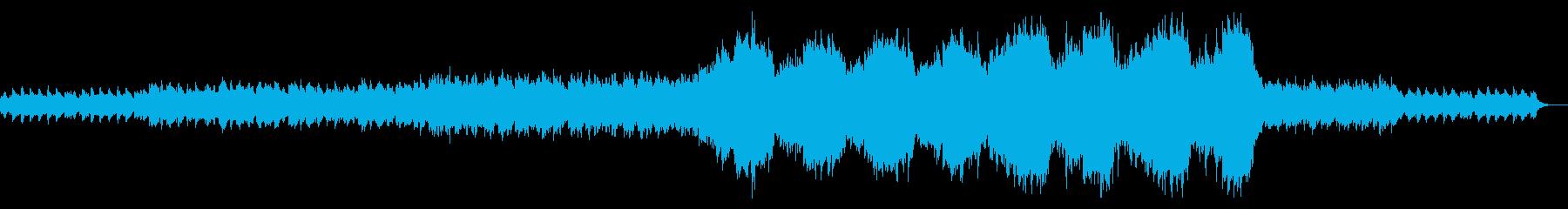 企業VPや映像に最適なピアノインストの再生済みの波形