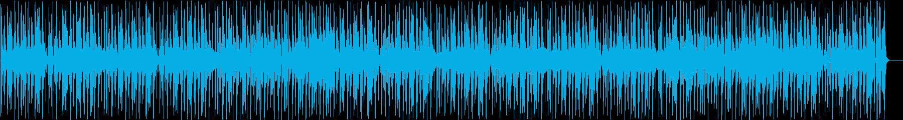 お洒落なビートでユーモレスクの再生済みの波形