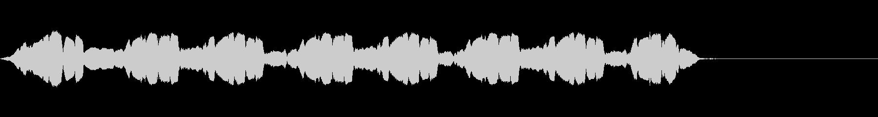 フルート:クイックウォーズ、カート...の未再生の波形