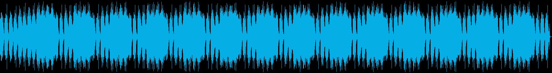 爽やか、企業VP、CM、ピアノの再生済みの波形