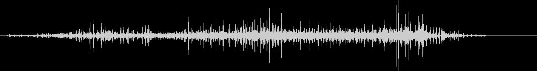 【SF】機械 奇妙な音_02の未再生の波形