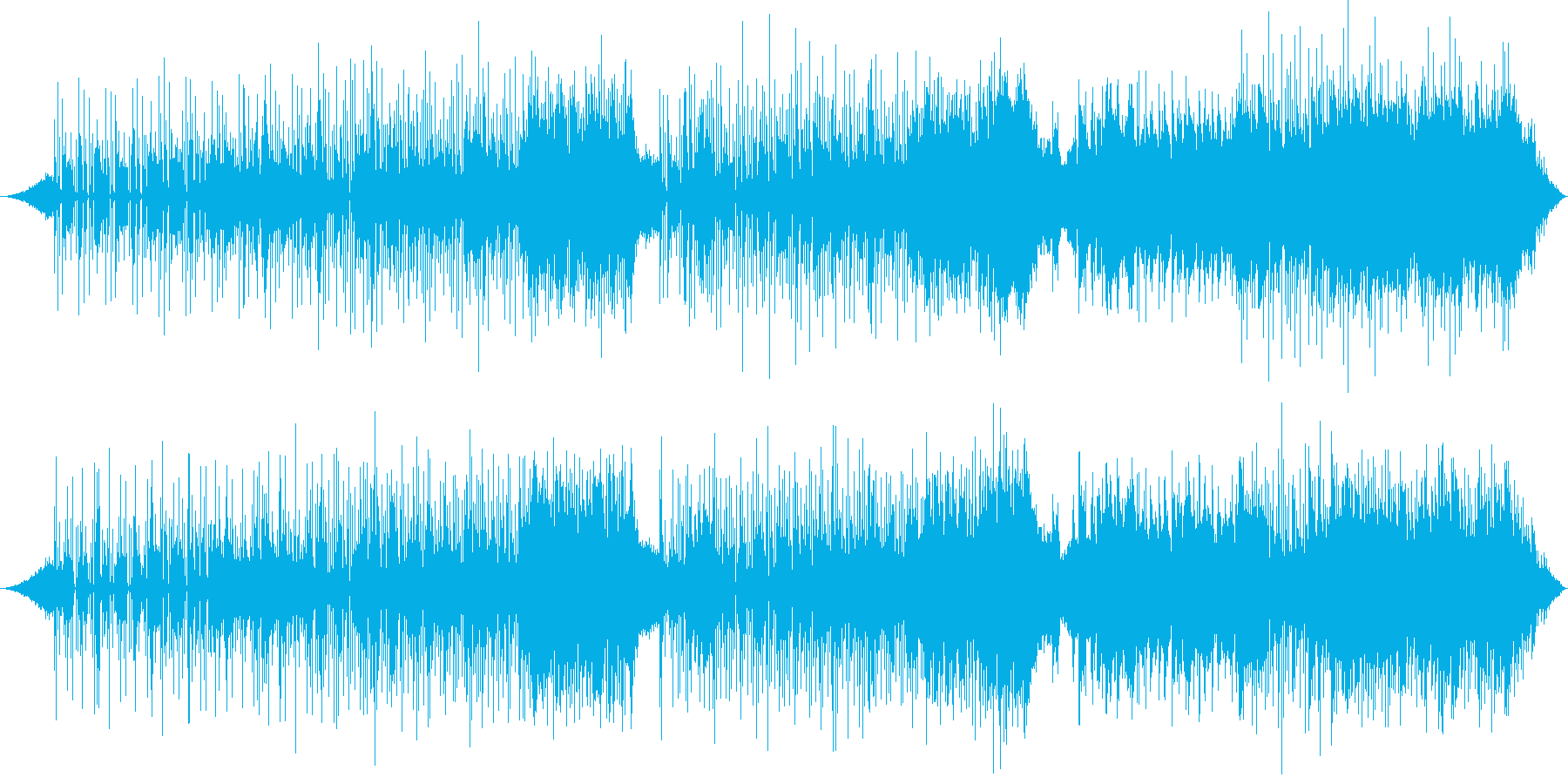 プログレ(?)多様性のある展開。の再生済みの波形