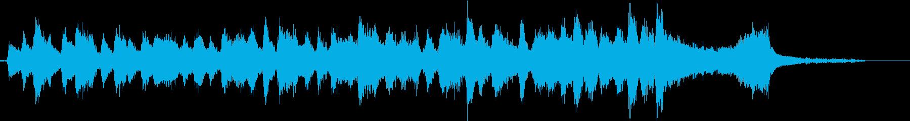 生演奏:軽やかな弦楽四重奏&ピアノの再生済みの波形