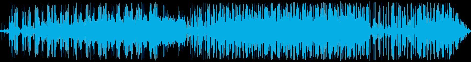 都市的 アクション 静か ハイテク...の再生済みの波形