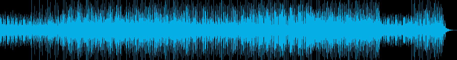 8bit風シンセ音が奏でる切ないメロディの再生済みの波形