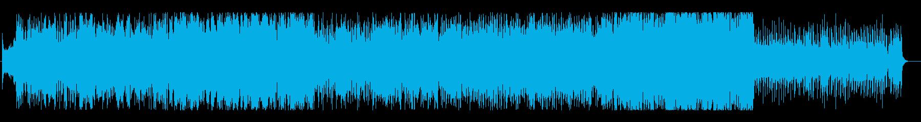 ケルトの酒場BGMの再生済みの波形