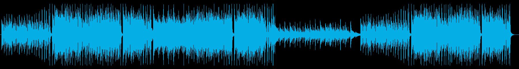 ファンタジー_笛・アコギ・スネア_ケルトの再生済みの波形