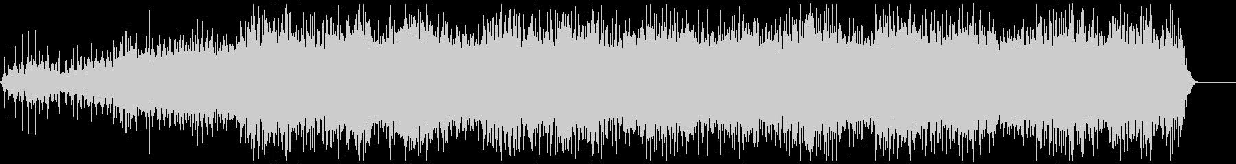 機械稼働音 4の未再生の波形
