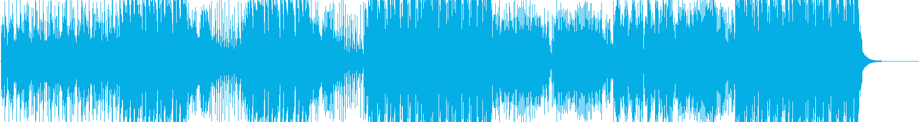 クラシックのアレンジ|トルコ行進曲の再生済みの波形