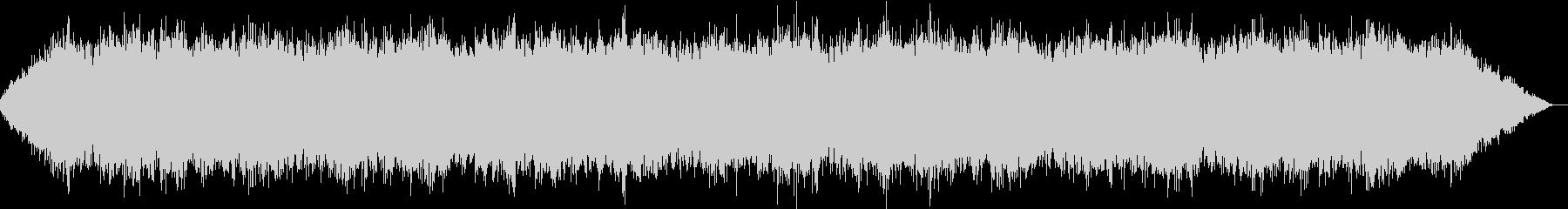 自然音とソウルヒーリング -浄化-の未再生の波形
