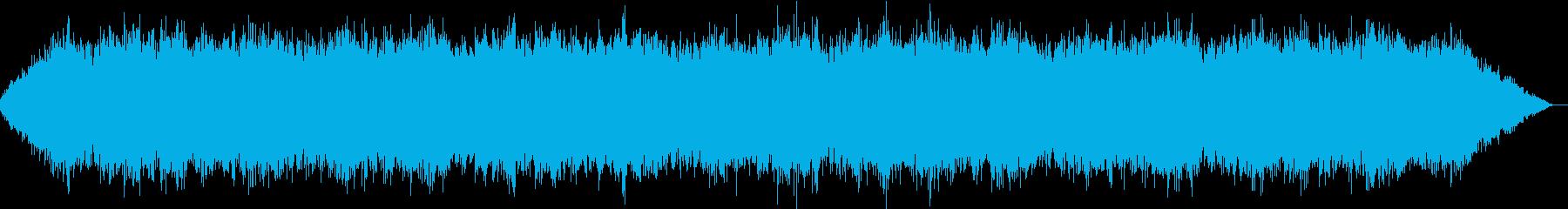自然音とソウルヒーリング -浄化-の再生済みの波形
