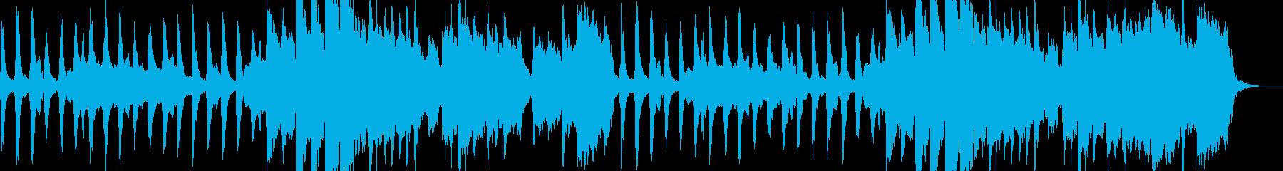 和風=オケ-決心-悲壮な覚悟-行進の再生済みの波形