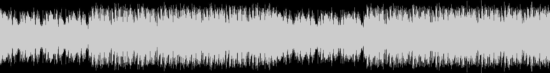 3度おいしいノスタルジックなループBGMの未再生の波形