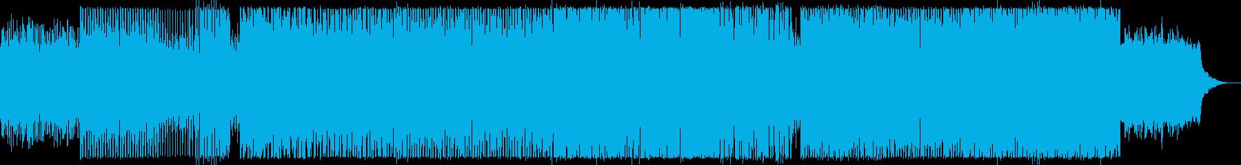 連綿と続く エレクトロ年代記の再生済みの波形