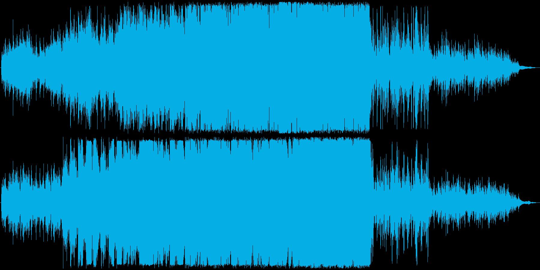 代替案 ポップ 現代的 交響曲 ア...の再生済みの波形