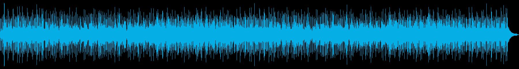 爽やか・三味線・琴・和風・疾走感の再生済みの波形