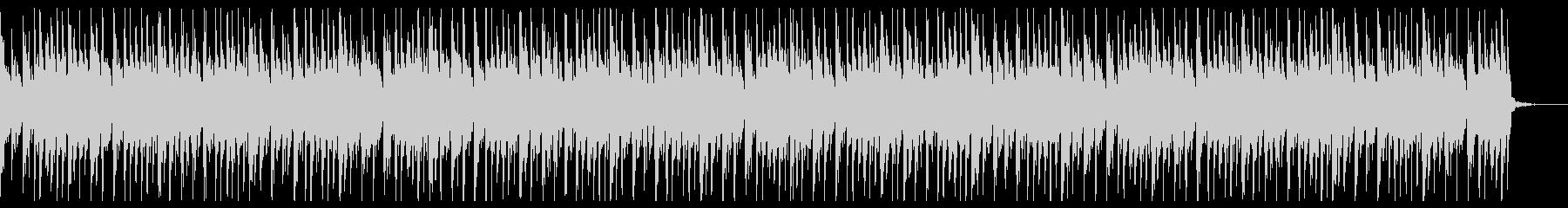 シンキングタイム 3の未再生の波形