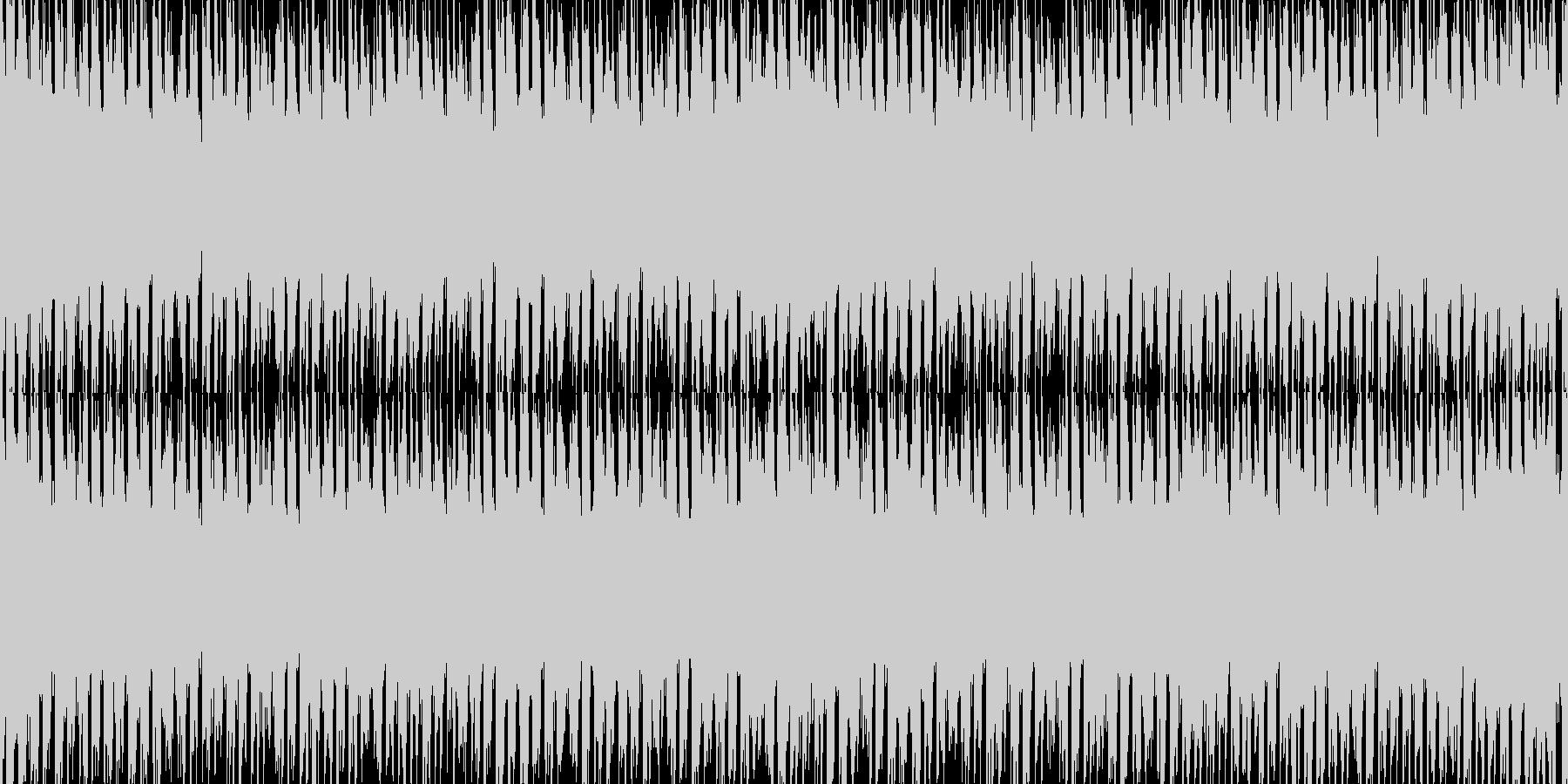 【EDMループ素材】企業・映像制作向きFの未再生の波形