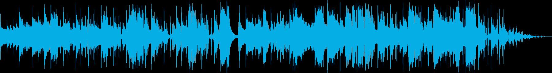 ファンク・インストゥルメンタル。明...の再生済みの波形