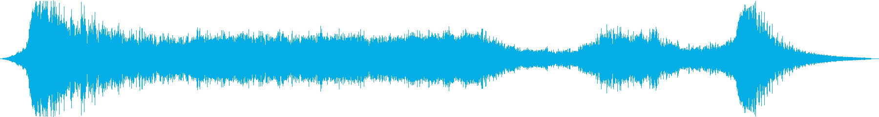 【ホラー】 シーン 「凛音」の再生済みの波形
