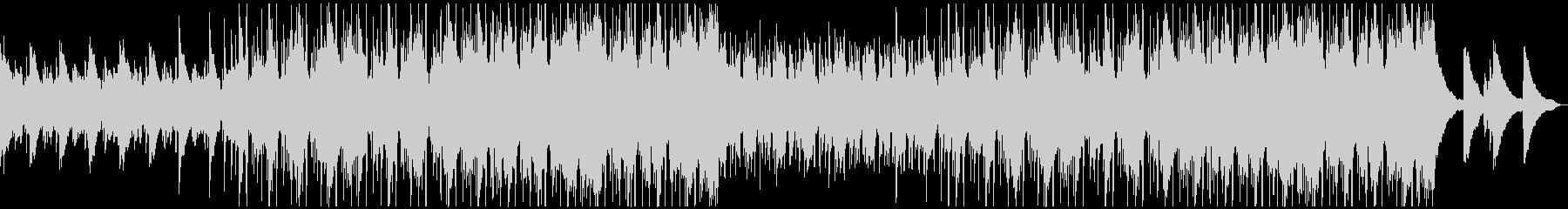 切ない ピアノ R&Bの未再生の波形
