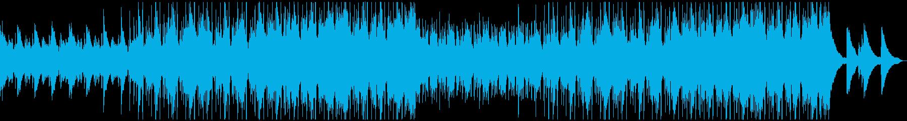 切ない ピアノ R&Bの再生済みの波形