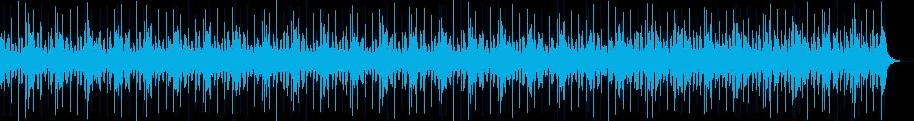 CM・躍動感・オープニング・クラップの再生済みの波形